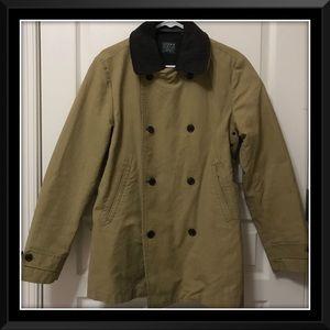 JCrew Men's Trench Coat